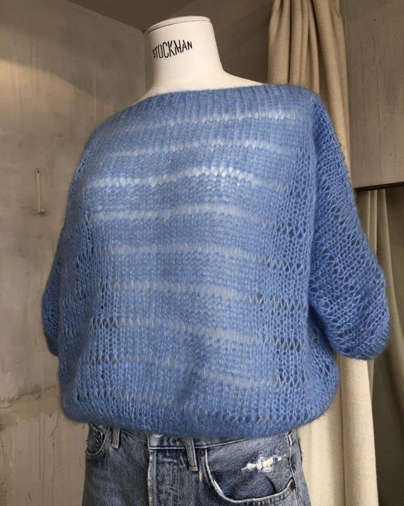 Made by Vest agnes trop blue