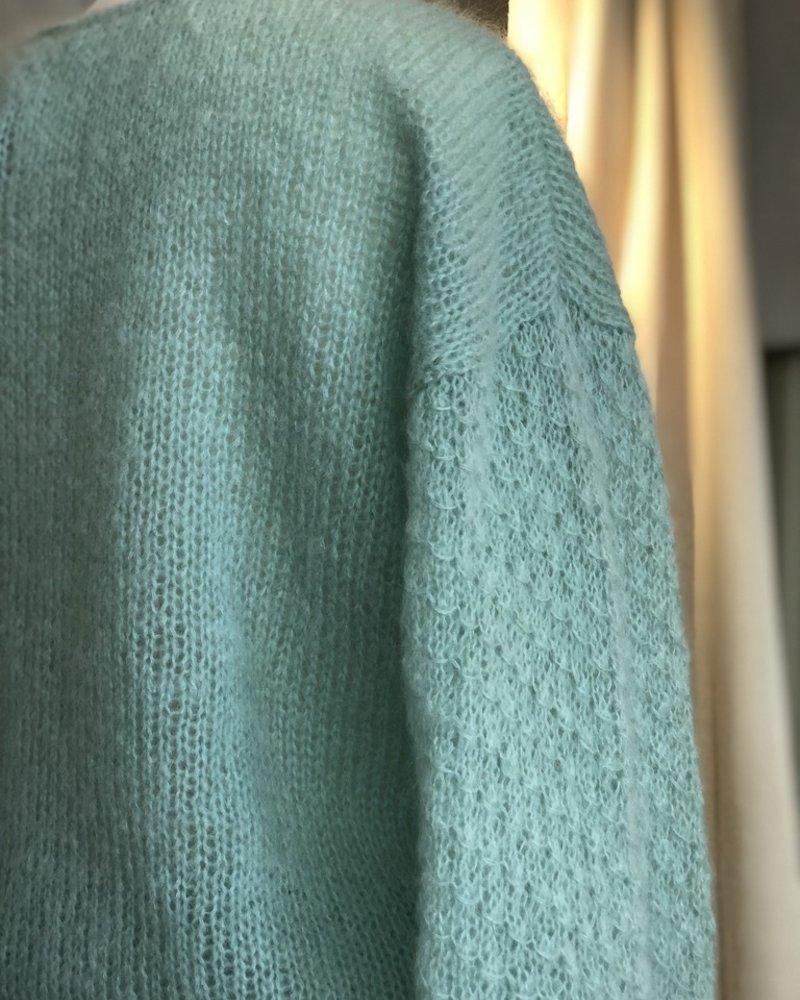 Made by Vest arlette mint
