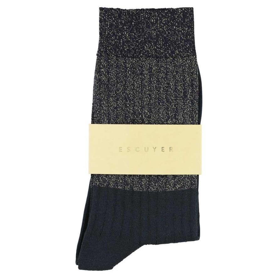 lurex block socks-4