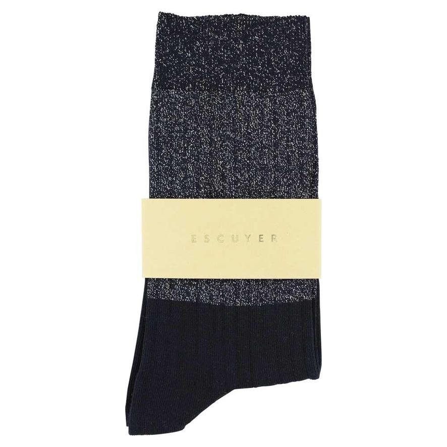 lurex block socks-6