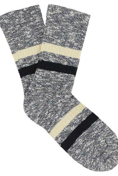 melange stripes