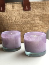 Henry Dean hw cyl 9/10 crocus candle