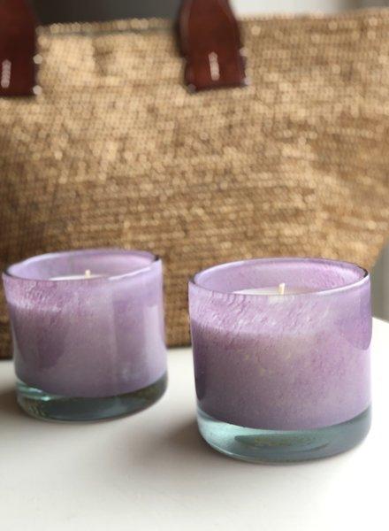 Henry Dean hw cyl 9/10 crocus candle
