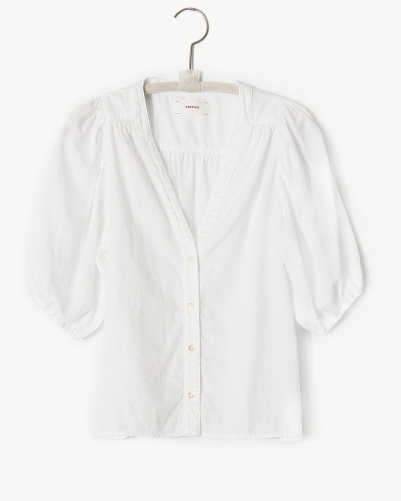 Xirena sydell washed white