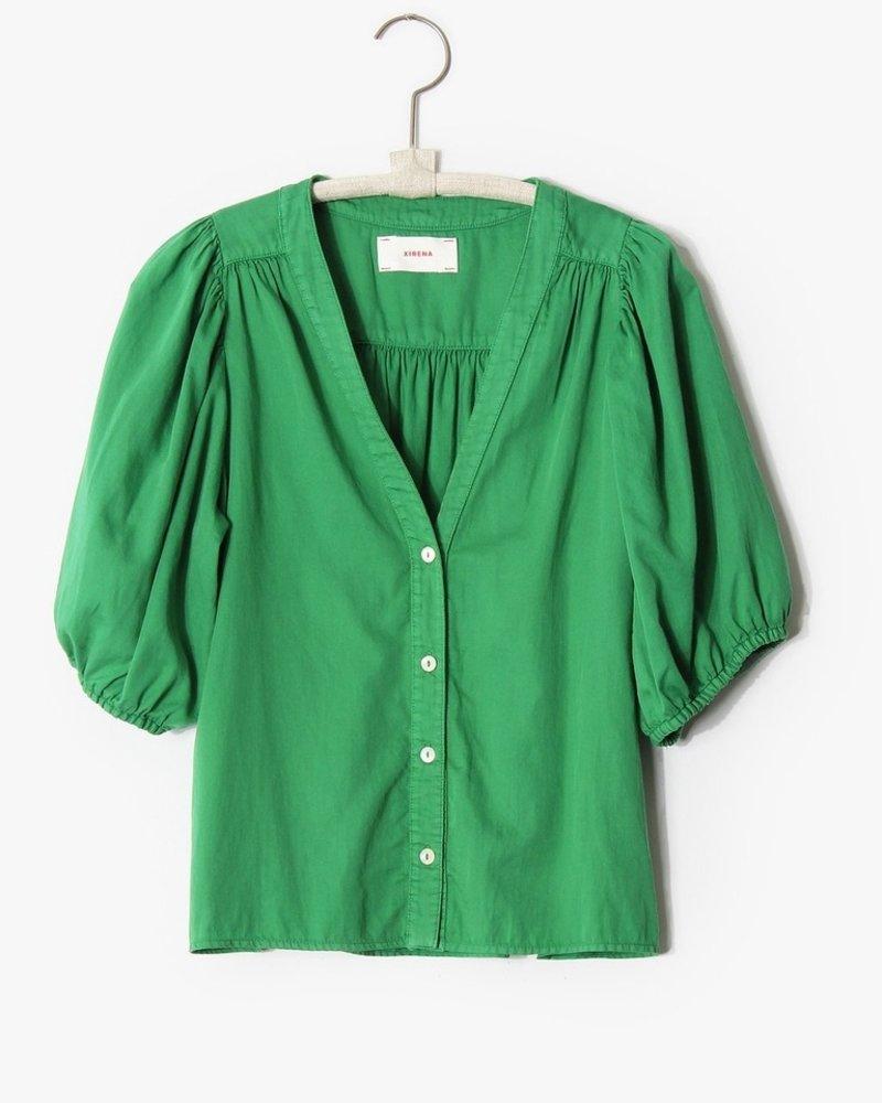 Xirena sydell jade green