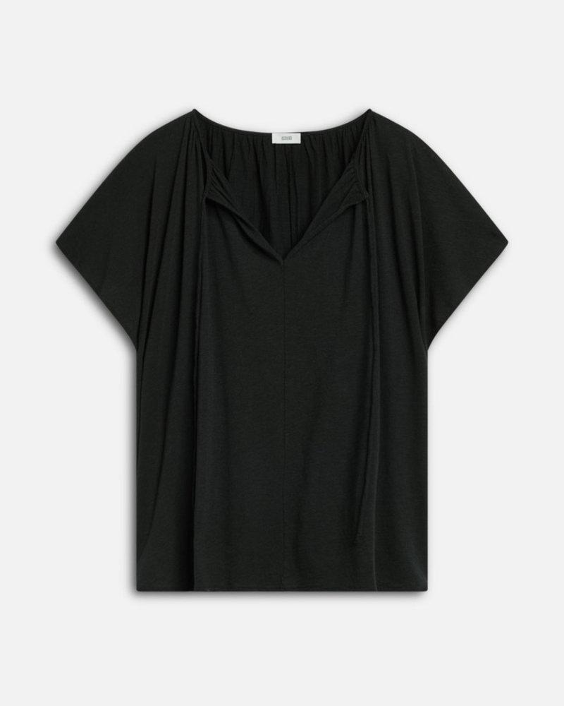 Closed top black