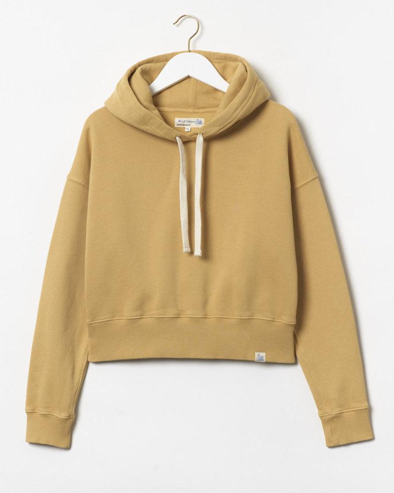Merz b. Schwanen hoodie corn