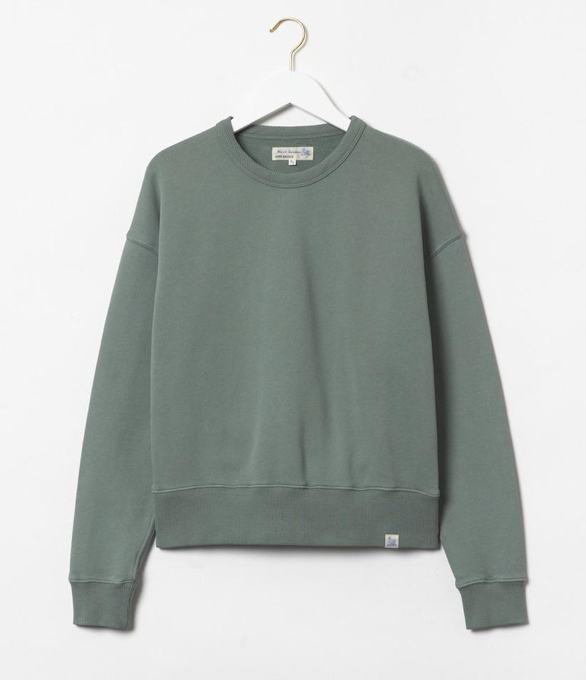 sweatshirt light army-3