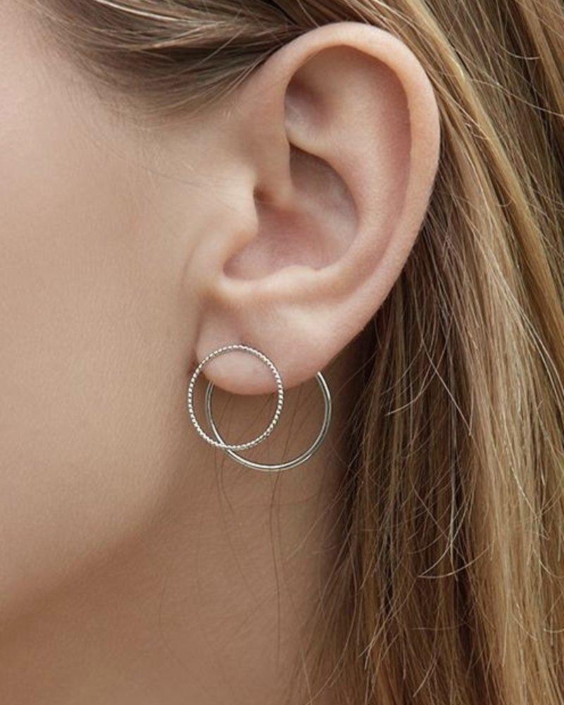 BDM Studio désirs ear cuff silver