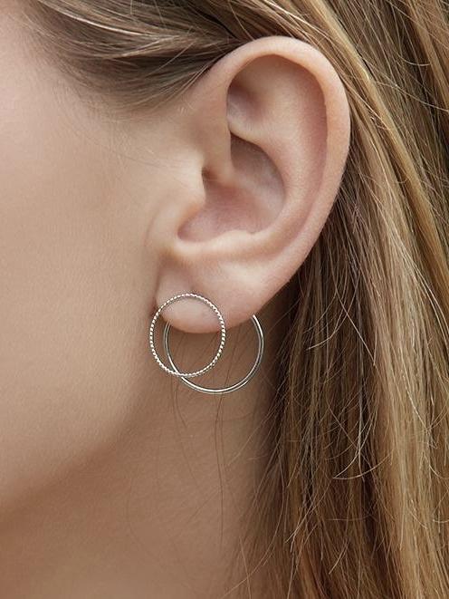 désirs ear cuff silver-1