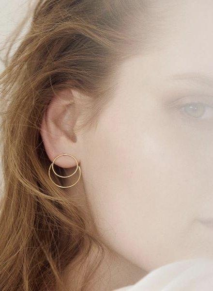 BDM Studio désirs ear cuff gold