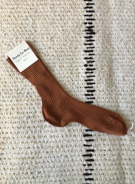 Maria La Rosa mid socks
