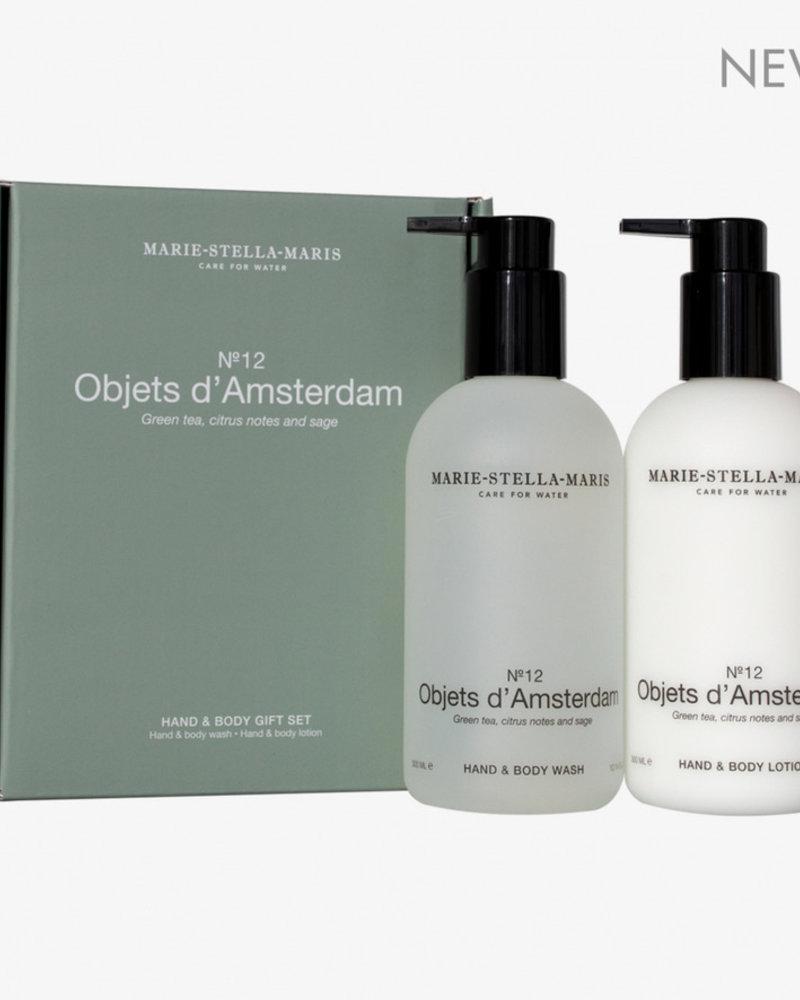 Marie Stella Maris gift set hand & body objets d'amsterdam