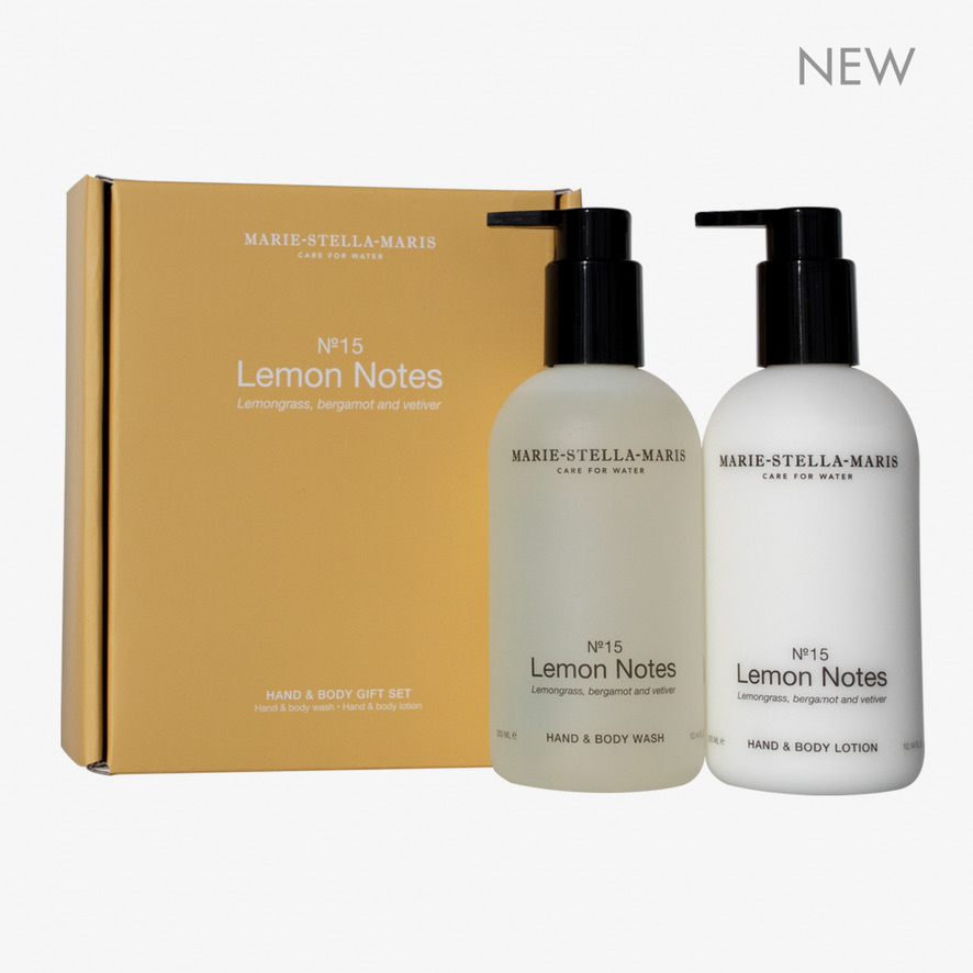 gift set hand & body lemon notes-1