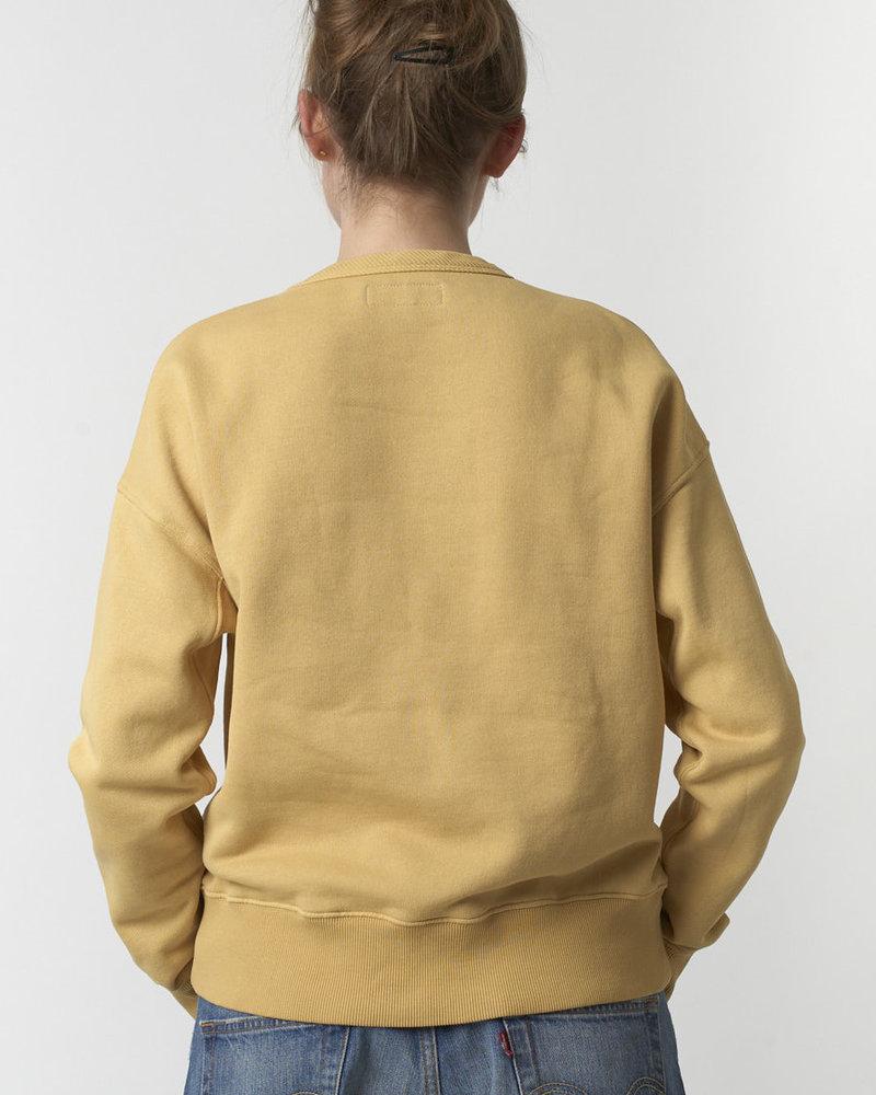 Merz b. Schwanen sweatshirt corn