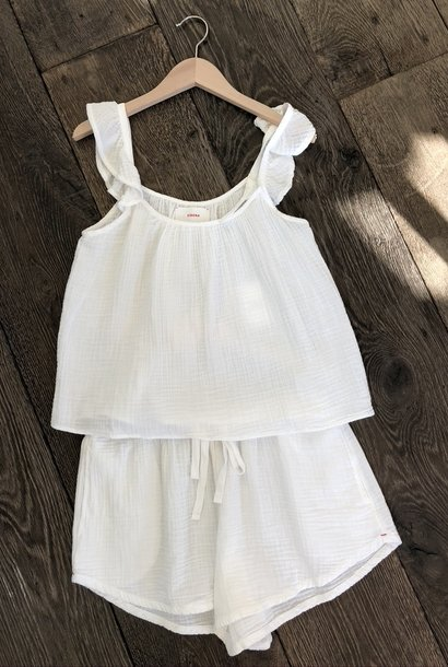 starlyn short white