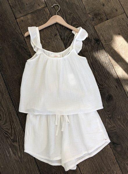 Xirena starlyn short white