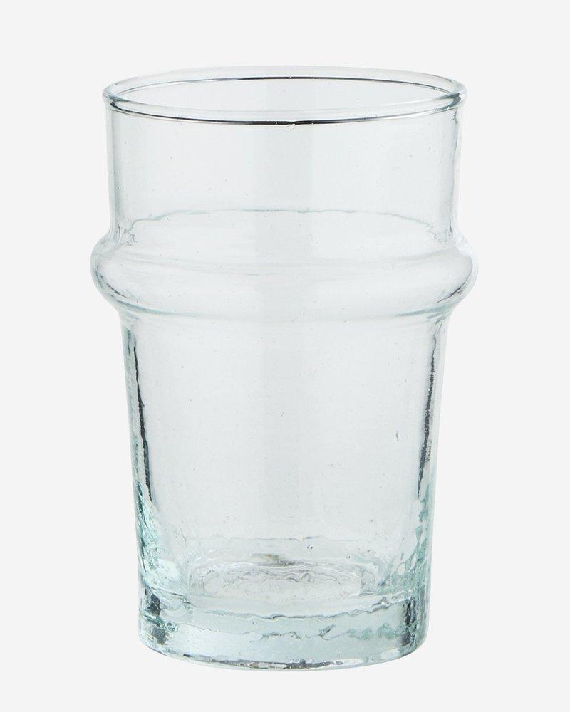 Madam Stoltz beldi glass