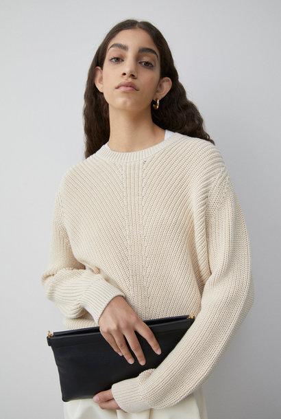 knit almond