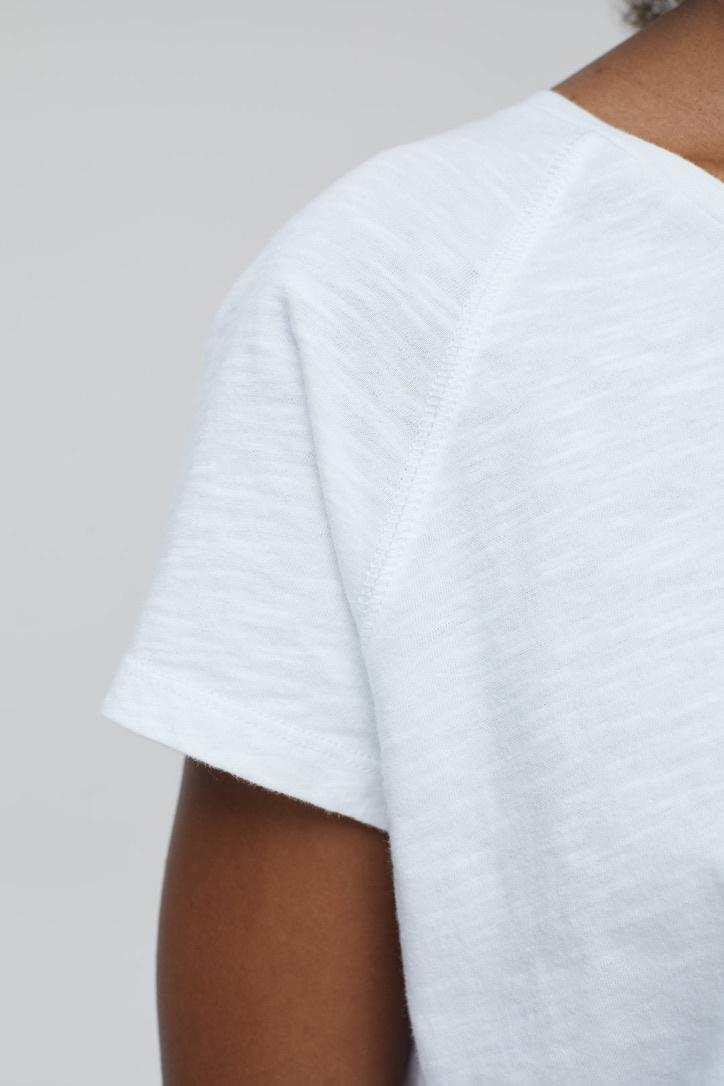 t-shirt km white-2