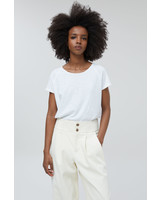 Closed t-shirt km white