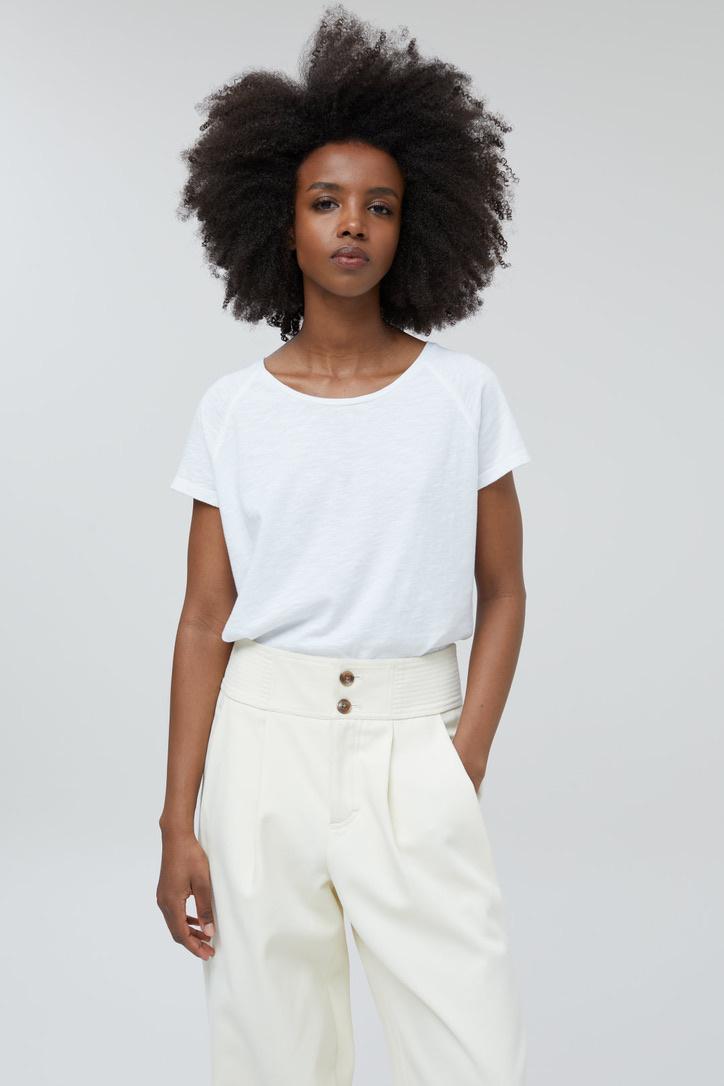 t-shirt km white-1