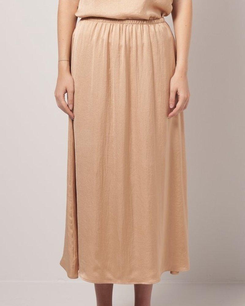 American Vintage skirt amaretto