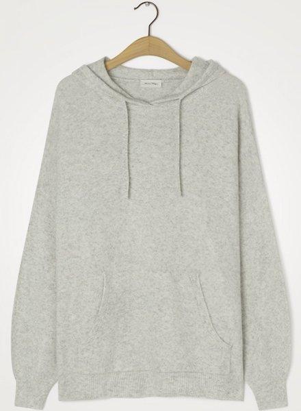 American Vintage hoodie grey