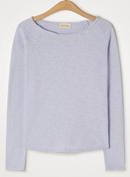 American Vintage t-shirt lila