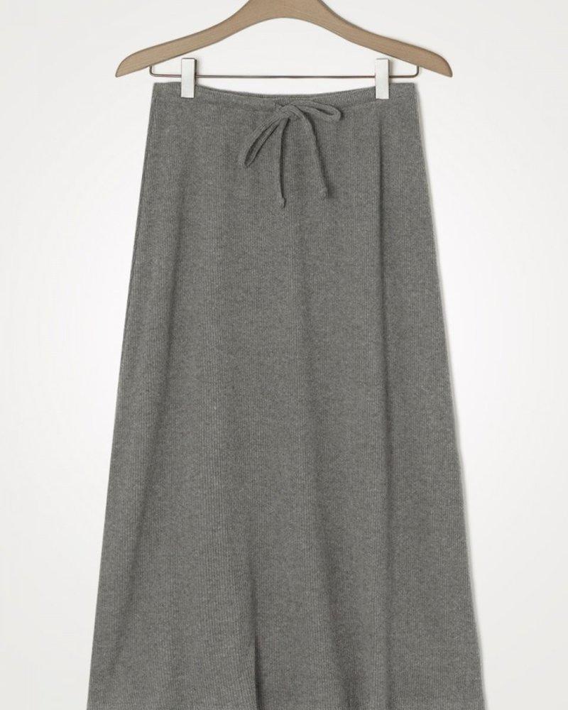 American Vintage skirt grey