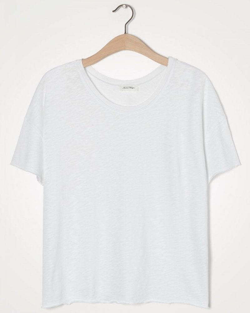 American Vintage t-shirt son wit