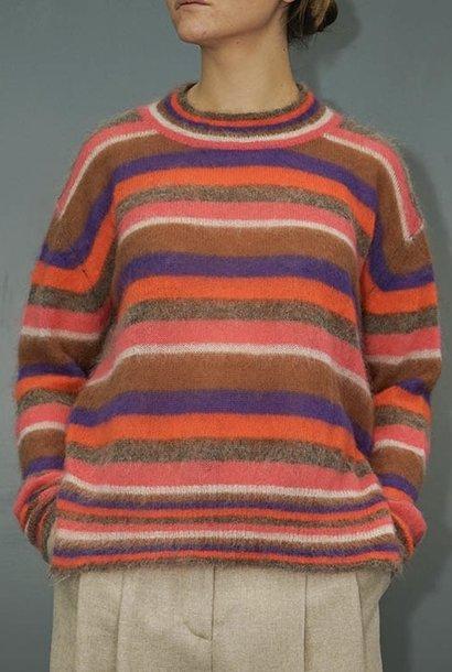 maglia multicolor