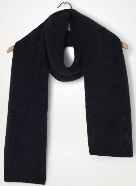 American Vintage scarf black