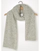 American Vintage scarf gris clair