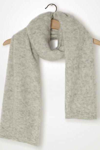 scarf gris clair
