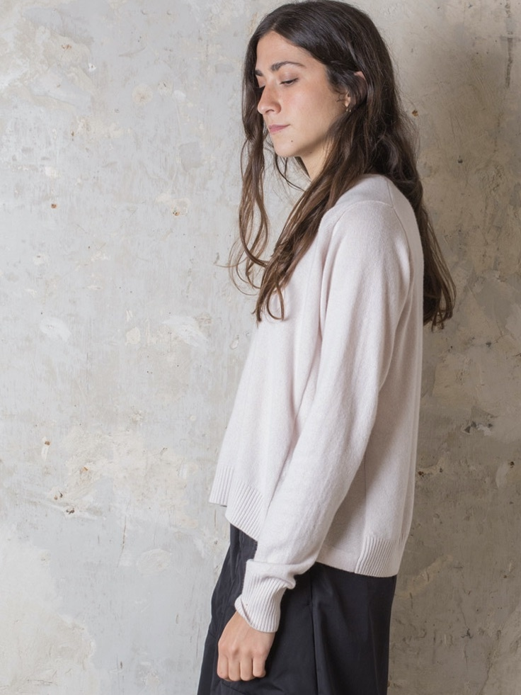 cashmere knit white-3