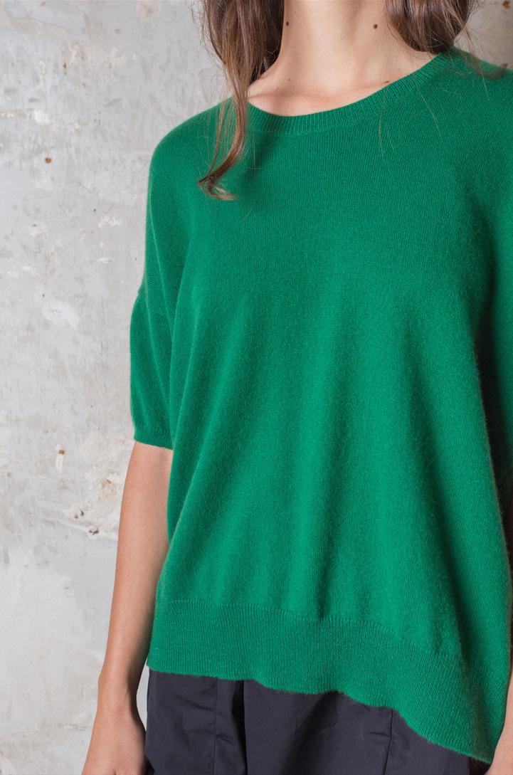 half sleeve green-1