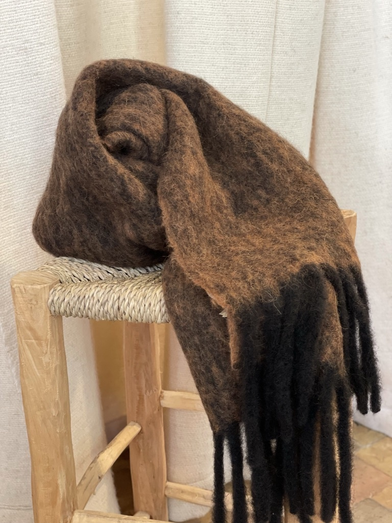 scarf laon brown-2