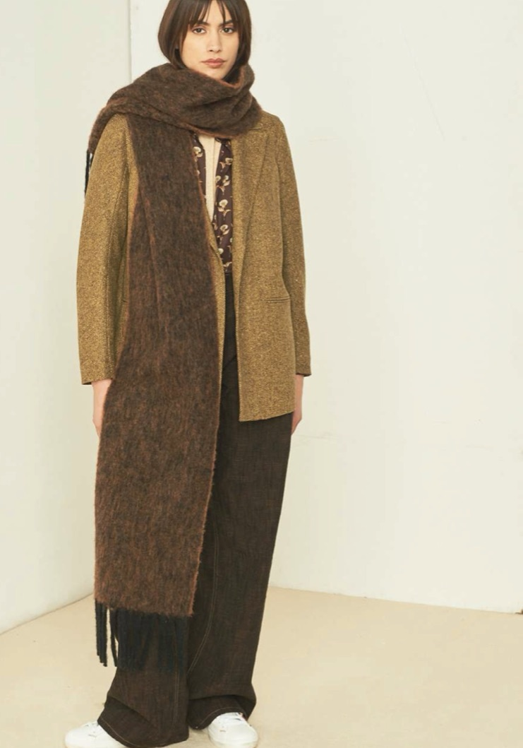 scarf laon brown-1