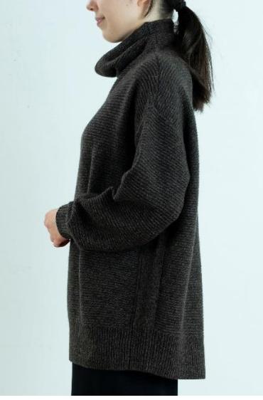 high neck yak wool-2