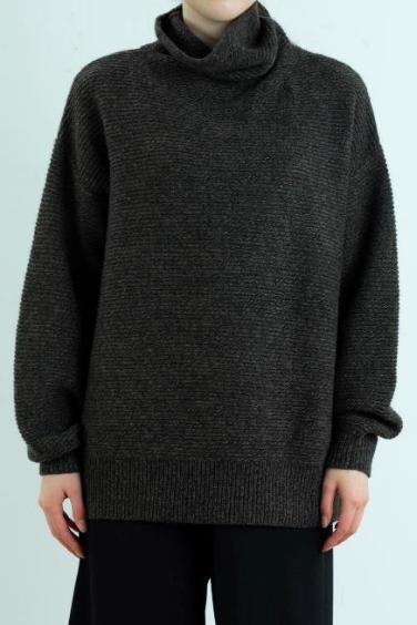 high neck yak wool-1