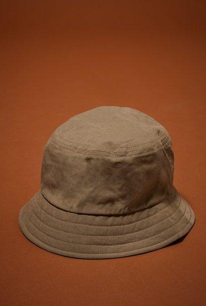 bucket hat beige