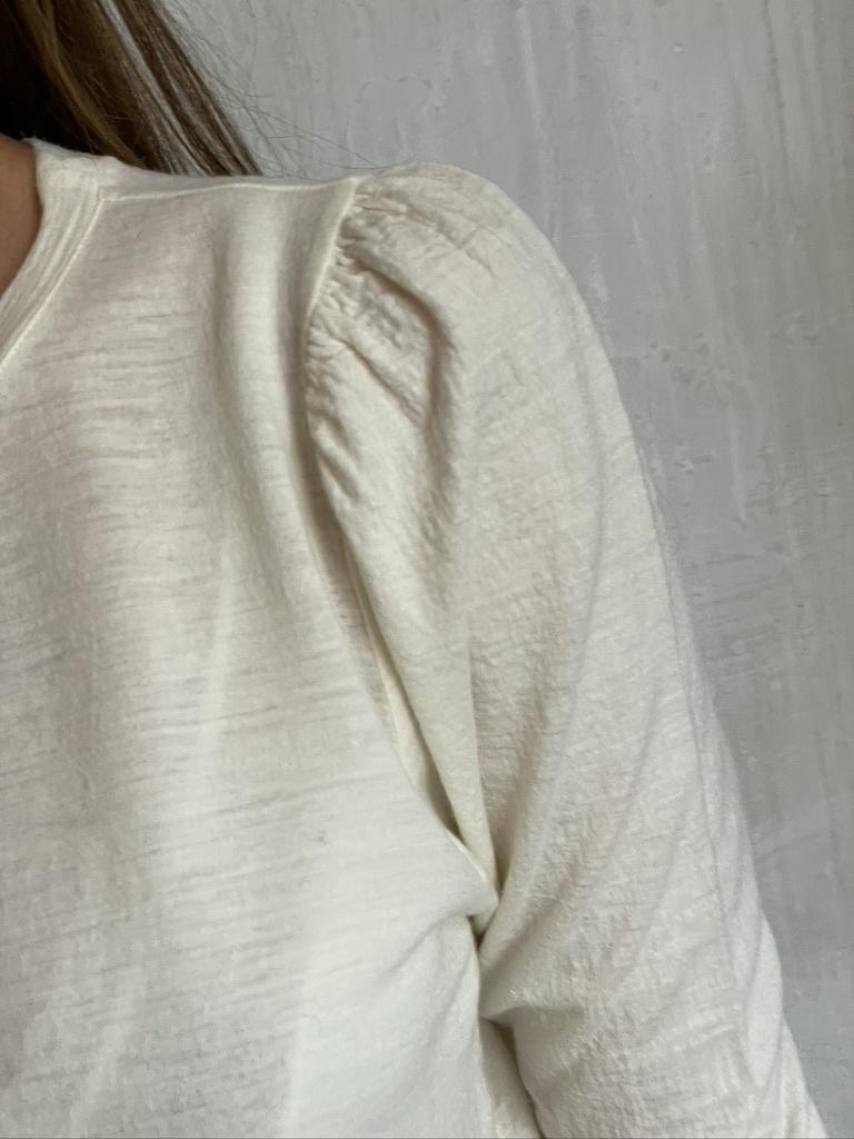 t-shirt d162 butter-2