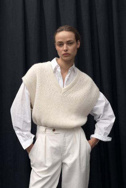 knit vanilla sherbet