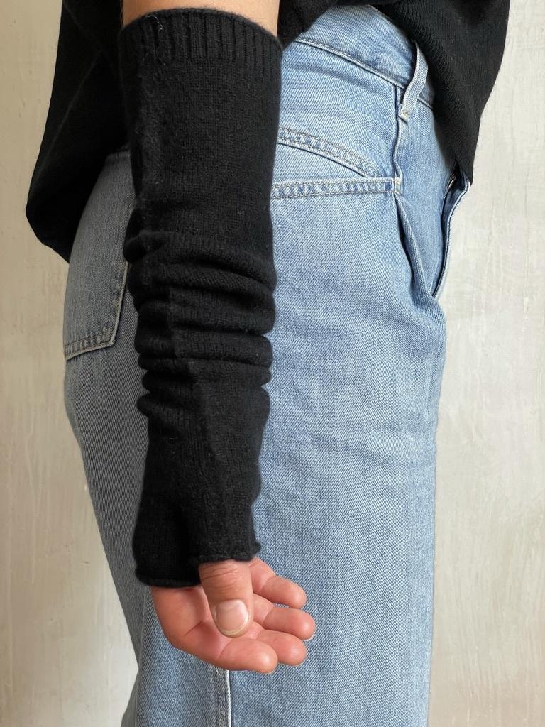 arm warmer black-2