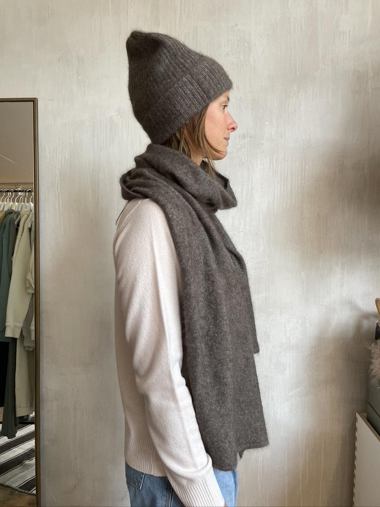 beanie grey/brown-2