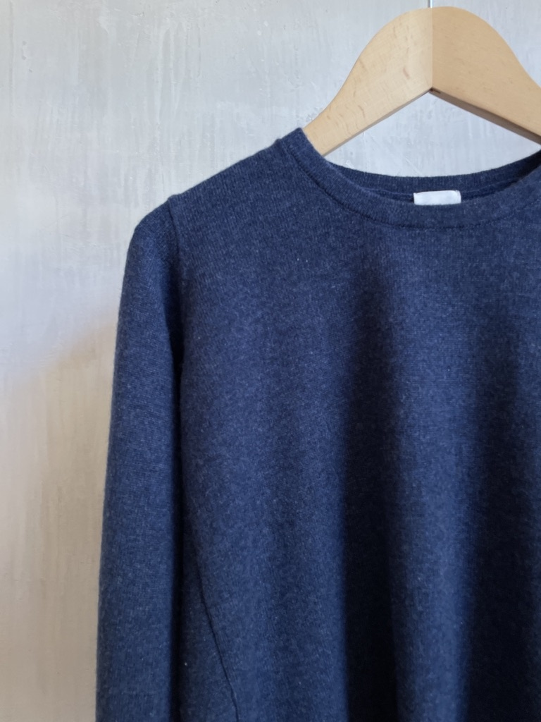 cashmere knit blue-4