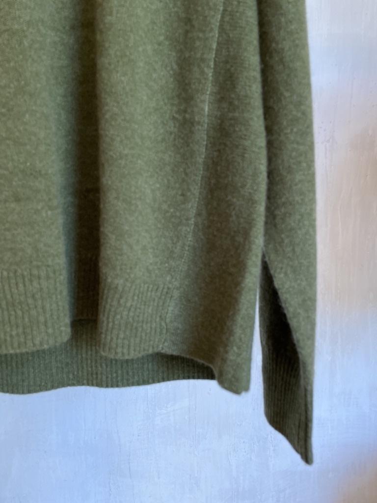 cashmere knit khaki-2