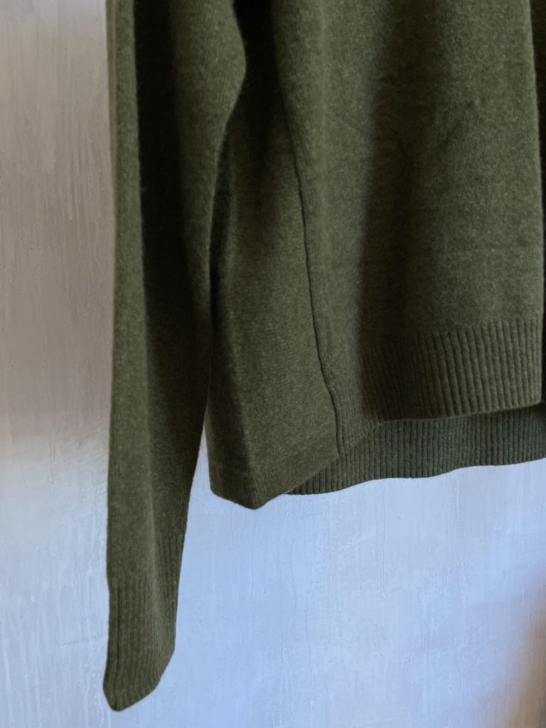 cashmere knit khaki-3