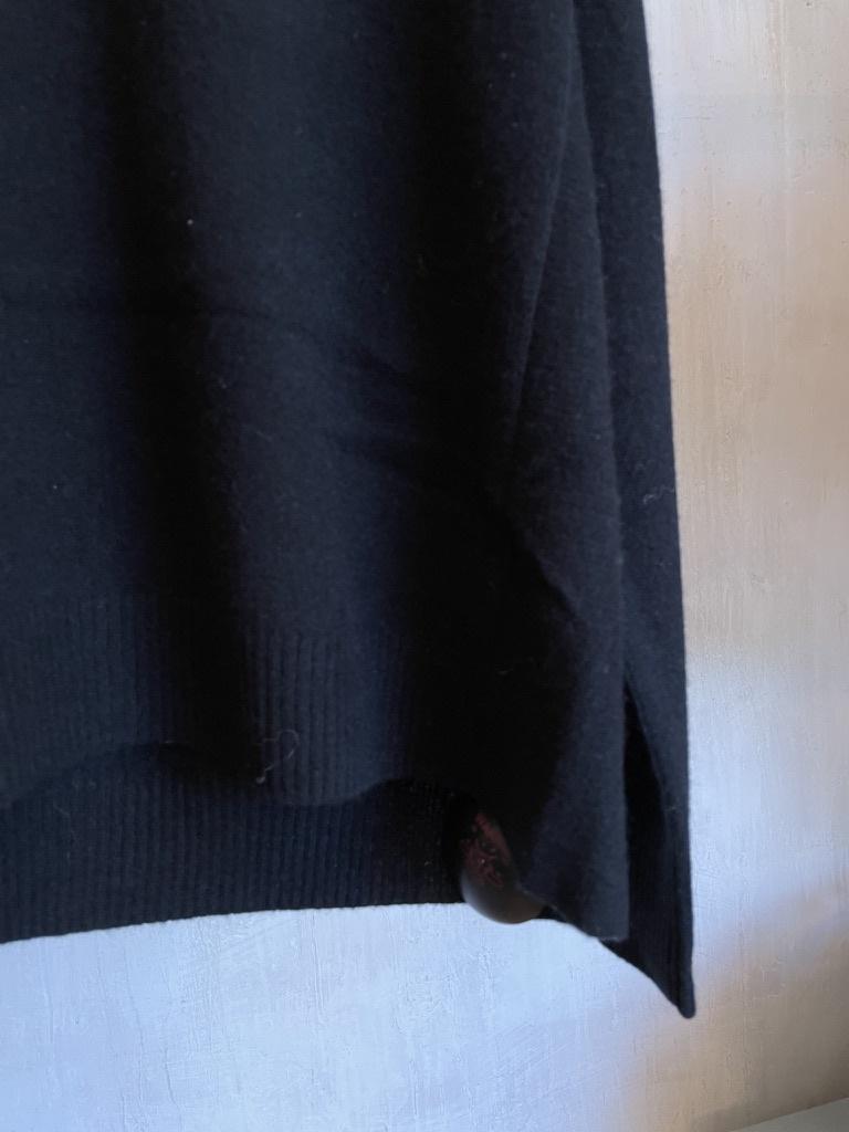cashmere knit black-2